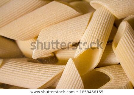 macarrão · misto · italiano · isolado - foto stock © wdnetstudio