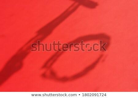 Ethernet abstrakten Silhouetten Bouquet Sammlung zusammen Stock foto © albund
