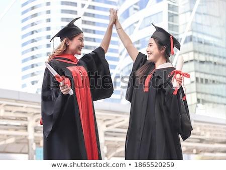 Diploma concept image 5 Stock photo © clairev