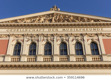 Musikverein, Vienna Stock photo © borisb17