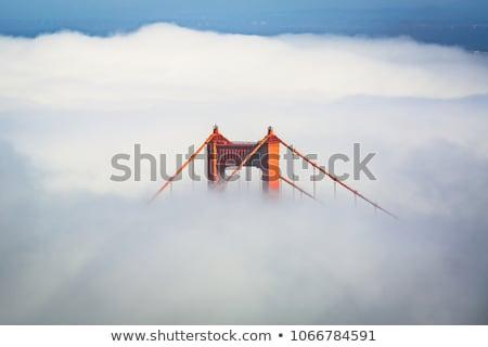 vracht · landschap · schip · skyline · meer · golf - stockfoto © jsnover
