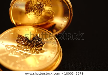 dinero · monedas · hasta - foto stock © elenaphoto