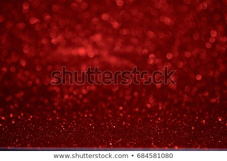 background with golden and red hearts Stock photo © marinini