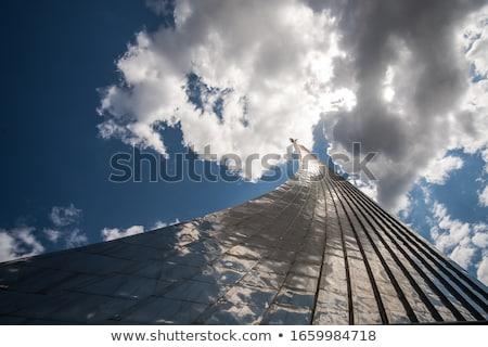 űr · rakéta · technológia · kék · tudomány · jövő - stock fotó © mikko