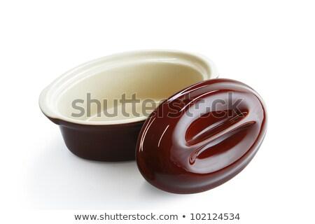 Forno prova prato gordura cozinhar quente Foto stock © photography33