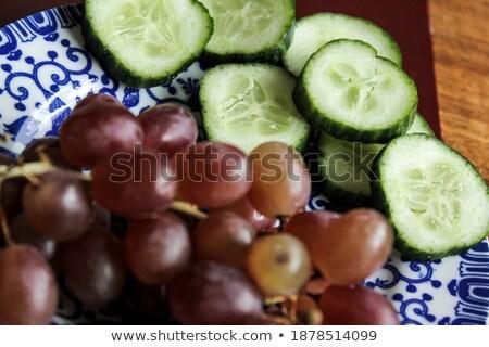 Kiválaszt friss érett narancs egészséges falatozó Stock fotó © tab62