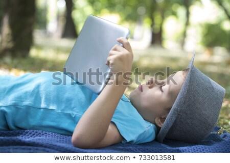 next generation touch pad pc Stock photo © burakowski