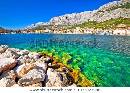 Makarska, Croatia  Stock photo © bayberry