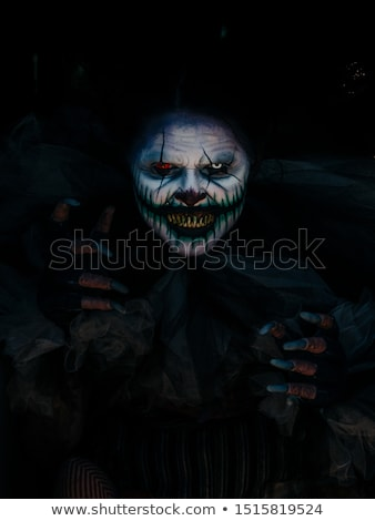 Demon under Evil Tree Stock photo © ankarb