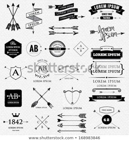 Vintage style sword Stock photo © Krisdog