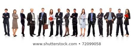 business lineup Stock photo © Paha_L