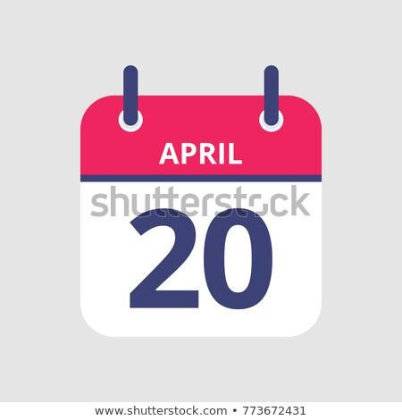 20th April Stock photo © Oakozhan