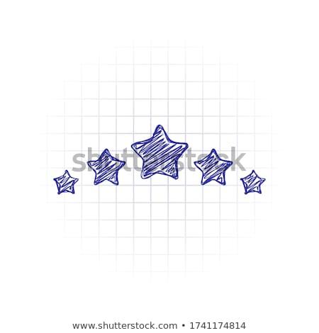 melkachtig · manier · Galaxy · abstracte · vorm · spiraal · armen - stockfoto © cidepix