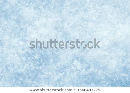 Desigual natureza neve onda vento branco Foto stock © Juhku