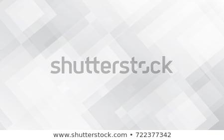 三角形 抽象的な モザイク ウェブ ファッション ストックフォト © igor_shmel