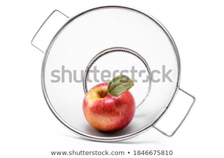 olgun · kırmızı · elma · ışık · sağlıklı · gıda · bo - stok fotoğraf © melnyk
