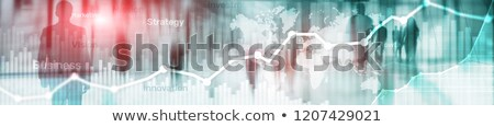 Business strategy banner Stock photo © Genestro