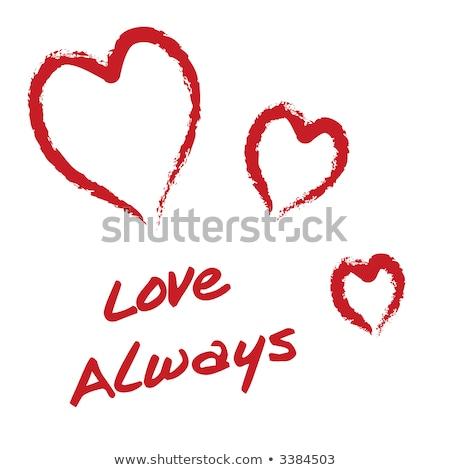 Mom always loves you. Stock photo © lithian