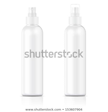 Spray Bottles Collection, Vector Illustration Stock photo © robuart