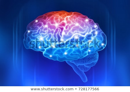 Brain Damage Stock photo © Lightsource