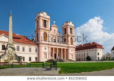 Gottweig Abbey church, Austria Stock photo © borisb17