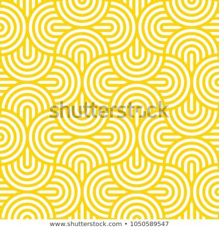 yellow vector ornate Stock photo © sdmix