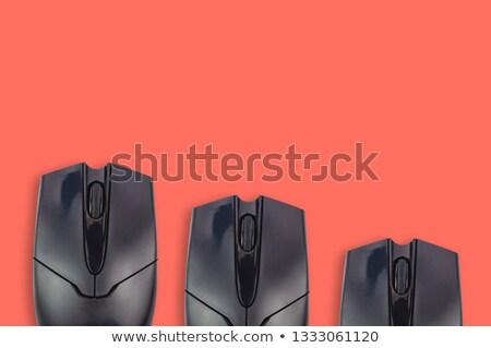 üç · düğmeler · fotoğraf · turuncu · gri - stok fotoğraf © andreykr