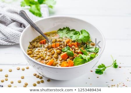 lentils stew stock photo © m-studio