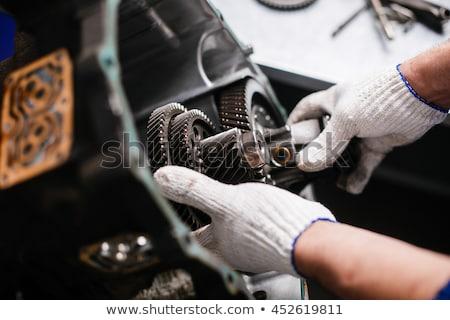 gear box composition Stock photo © robertosch