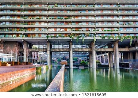 barbican london stock photo © claudiodivizia