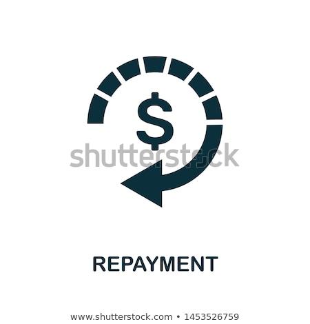 Restitution Concept. Stock photo © tashatuvango