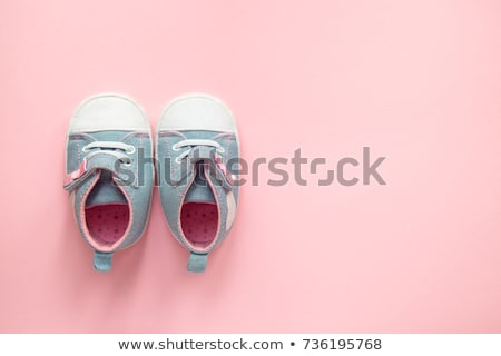Pink booties Stock photo © MKucova