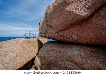breton coast Stock photo © prill