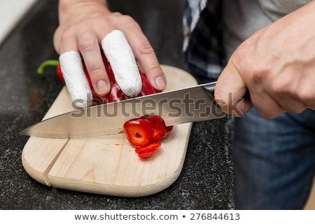 Treating Cut on Arm  Stock photo © tab62