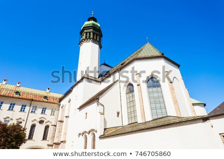 Church in Innsbruck Stock photo © manfredxy