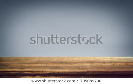 Wooden bench stock photo © c-foto