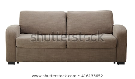 Bedding objects. Clipping path stock photo © karammiri