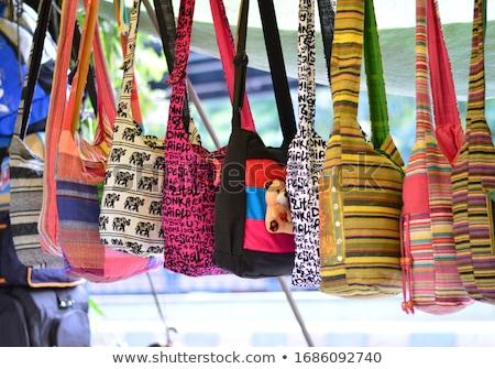 Handmade Bags Stock photo © zhekos
