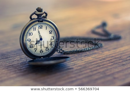 Historic pocket watch Stock photo © w20er