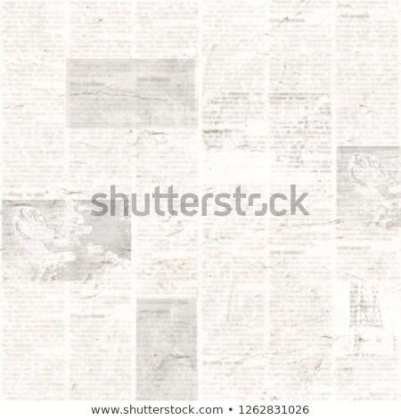 stratégia · grunge · szófelhő · piros · szó · retro - stock fotó © tashatuvango