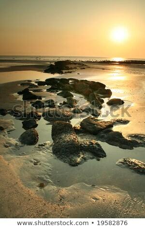 святой острове Бангладеш пейзаж небе воды Сток-фото © bdspn