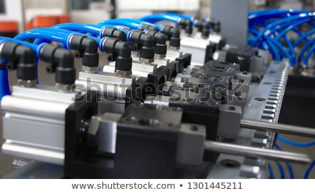 Compressed air tool Stock photo © p0temkin