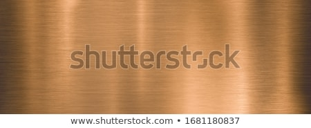 bronze metal background stock photo © molaruso