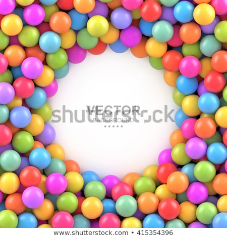Colorful candy balls Stock photo © Digifoodstock