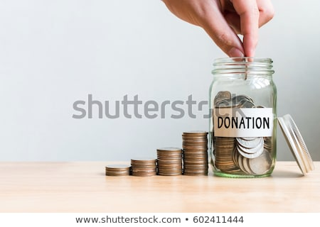Donating Money To Charity Stock photo © monkey_business