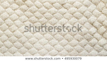 Warm knitted clothes, soft and white Stock photo © Anneleven