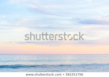 Fantastic sun and sea. stock photo © lypnyk2