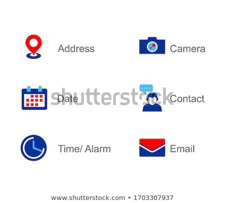 Email shortcut Stock photo © leeser