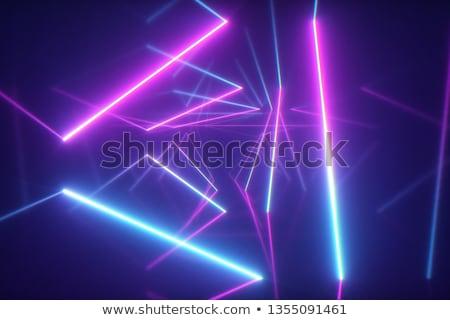 néon · teto · ferramentas · quebrado · telhado - foto stock © photography33