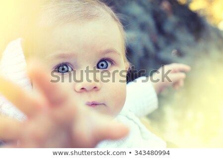 cute · swing · esterna · nice · adorabile - foto d'archivio © igabriela